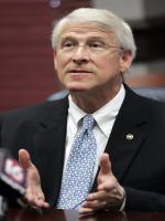 Roger Wicker at White House