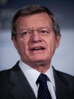 Max Baucus at White House