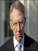 Harry Reid at US Senate