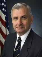 Jack Reed at US Senate