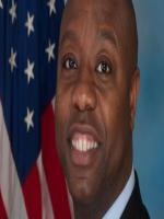 Tim Scott at US Senate