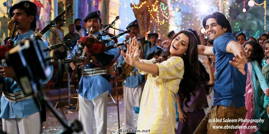 Sohai Ali Abro in Action