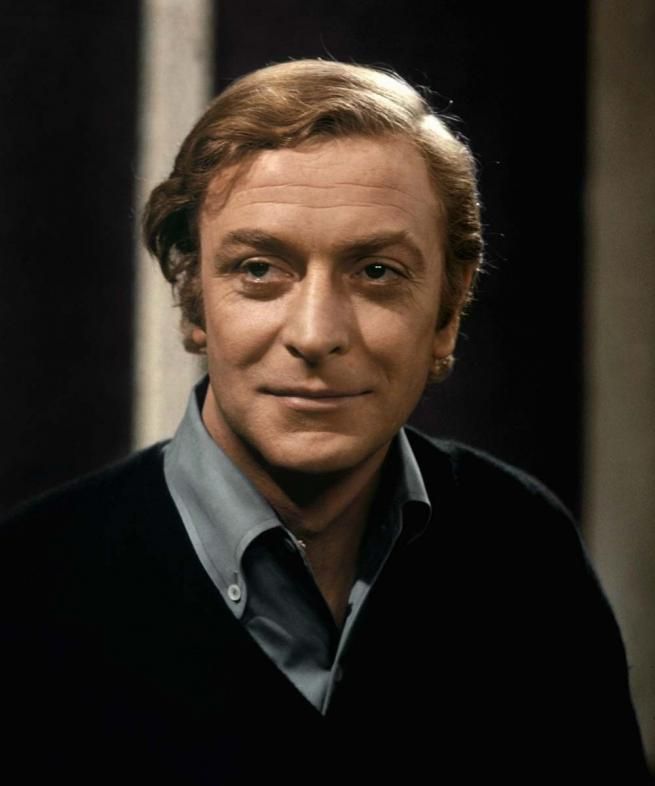 Michael Caine  slasher film Dressed to Kill