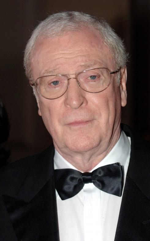 Michael Caine Golden Globe Award for Best Actor.