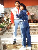 Friendship of Salman Khan And Somy Ali