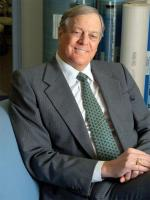 David H. Koch  American businessman