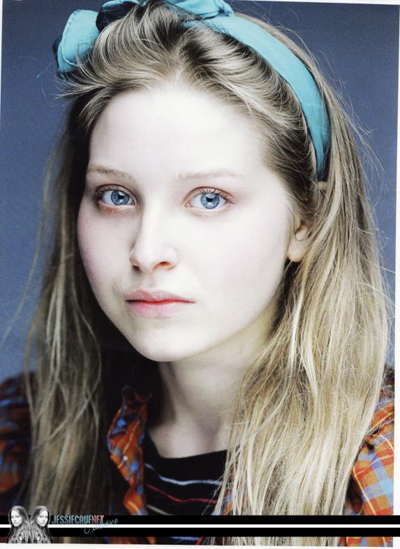 Jessie Cave Inkheart