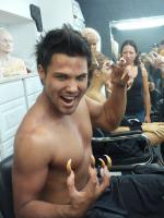 Michael Copon in action