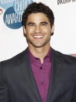 Darren Criss at award Ceremony