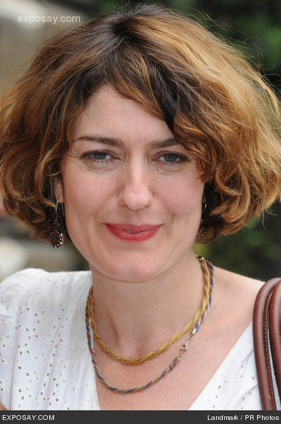 Anna Chancellor in Cold Lazarus