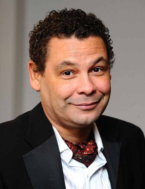 Craig Charles in Pebble Mill