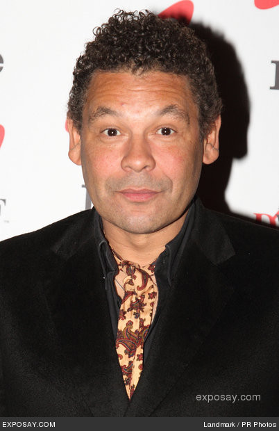 Craig Charles in Weapons of Mass Distraction