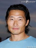 Daniel Dae Kim at Hollywood Game Night