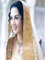 Sonya Jehan in Wedding Dress