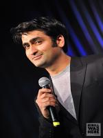 Kumail Nanjiani at Burning Love.