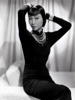Anna May Wong in Portrait in Black