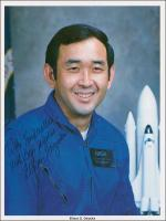 Ellison Onizuka at NASA