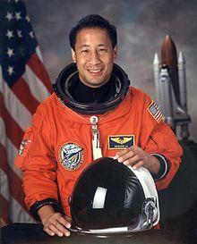 Ed Lu at NASA