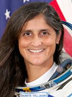 Sunita Williams at NASA