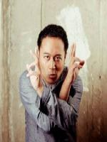 Regie Cabico Photo Shot