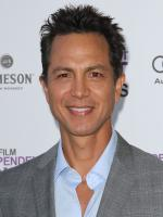 Benjamin Bratt in Red Planet