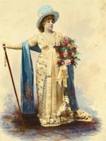 Fanny Davenport Wallpaper