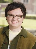Clark Duke in WWE Raw