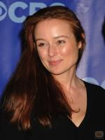 Jennifer Ehle in Black and White