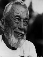 John Huston in Moby Dick