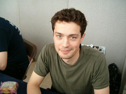 Christian Coulson in I Am Nasrine
