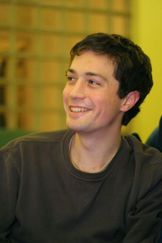 Christian Coulson in Weirdsister College