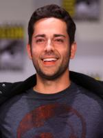 Zachary Levi in Defeat the Label