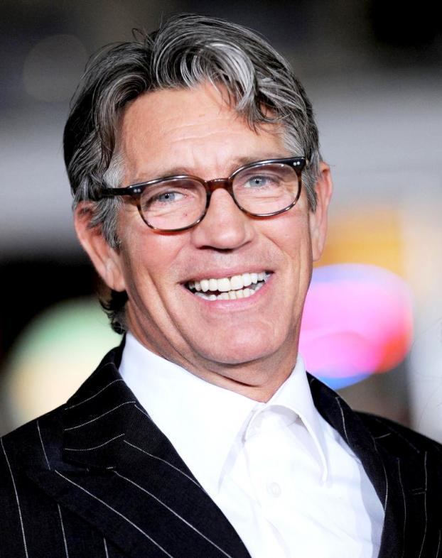 Eric Roberts - 2018 Dyed hair & chic hair style. Current length:  short hair