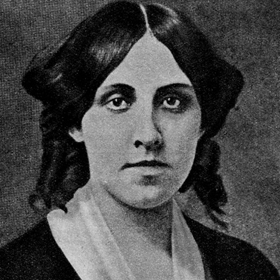 Louisa May Alcott by Under the Lilacs