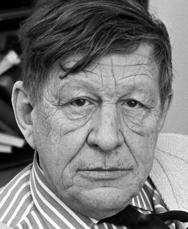 W. H. Auden in Coal Face