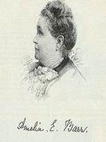 Amelia Edith Huddleston Barr by Friend Olivia (1891)