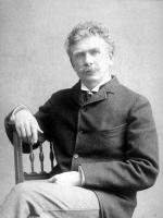 Ambrose Bierce by A Baby Tramp