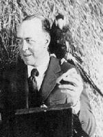Edgar Rice Burroughs by A Fighting Man of Mars