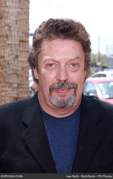 Tim Curry in The Threepenny Opera