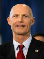 Rick Scott Governor of Florida.