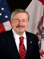 Terry Branstad at White house