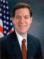 Sam Brownback at White House