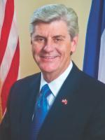 Phil Bryant Governor of Mississippi