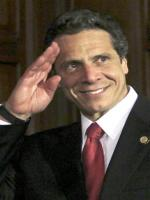 Andrew Cuomo at White House