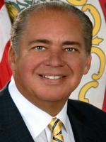 Earl Ray Tomblin Governor of West Virginia