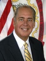 Earl Ray Tomblin at White House