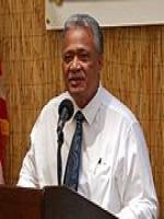 Lolo Letalu Matalasi Moliga   Governor of American Samoa