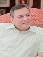 Eddie Calvo Governor of the erritory of Guam