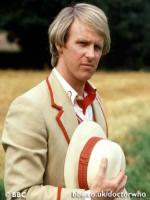 Peter Davison in Doctor Who Live