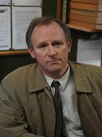 Peter Davison in Sherlock
